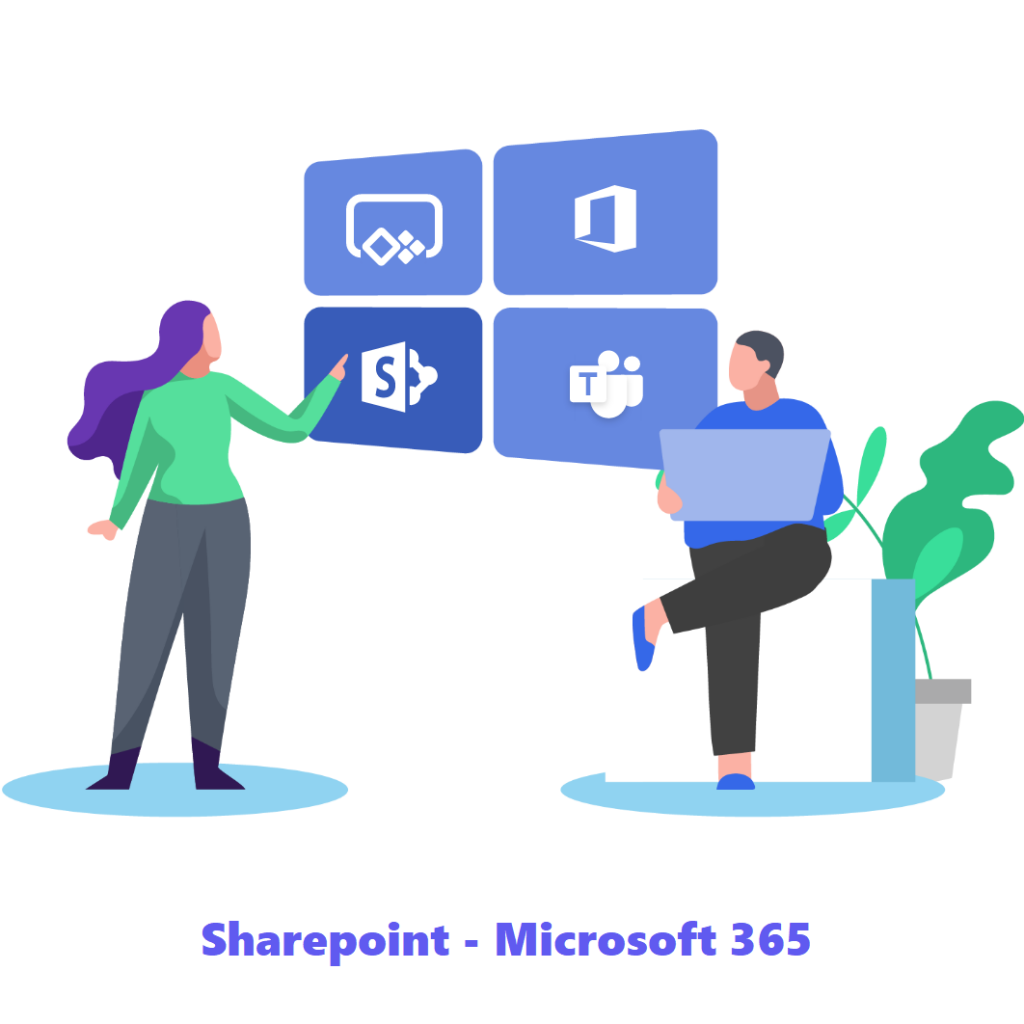 Top Sharepoint Microsoft 365 consulting in india