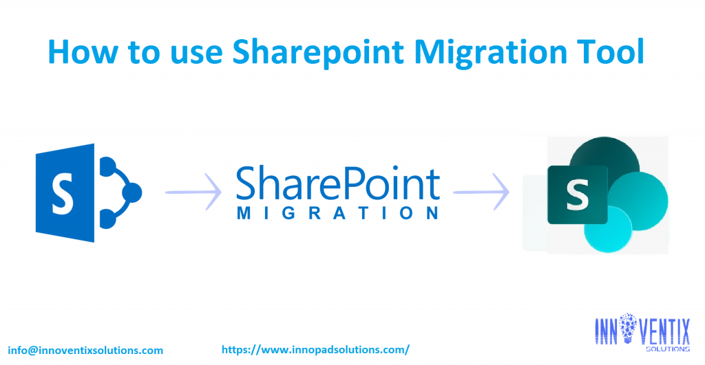 How to use Sharepoint Migration Tool