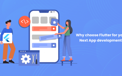 Why you Should be Choosing Flutter for your Next Development