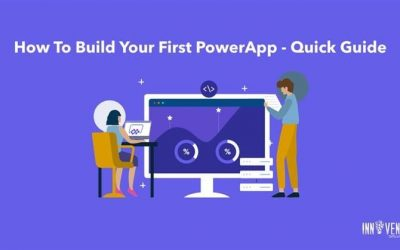 How To Build Your First PowerApp - Quick Guide